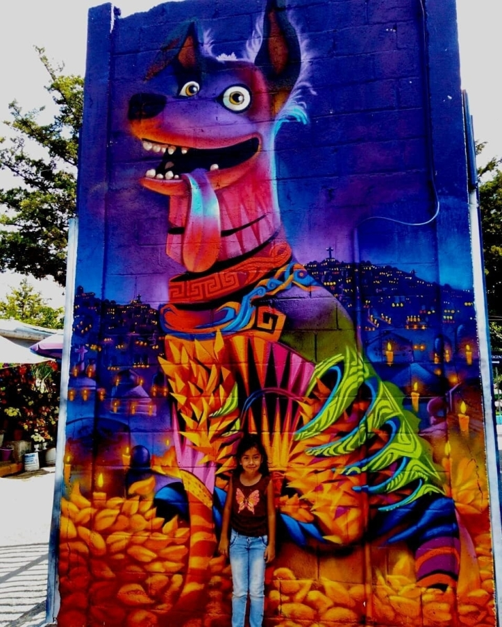 Mounstro @Guanajuato, Mexico