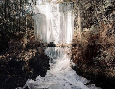 Cascade by Noémie Goudal