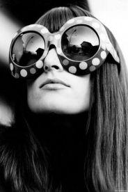 Occhiali da sole degli anni '60