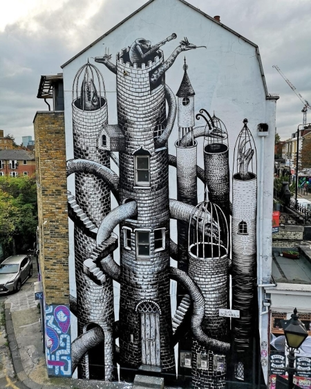 Phlegm @London, UK