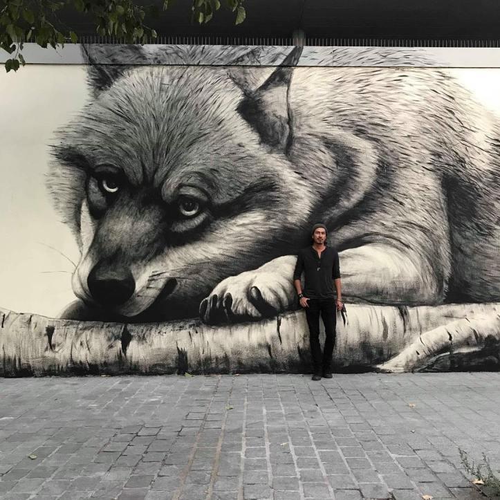 Ruben Carrasco @Paris, France