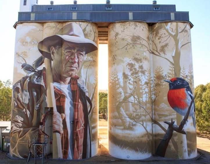 Smug One @Wirrabara, Australia