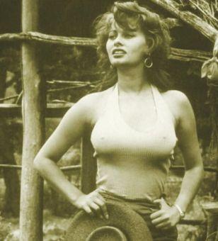 Sophia Loren, anni '50
