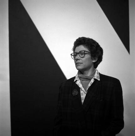 Tania Mouraud, Riverside Studios, 1988 - © Edward Woodman. All rights reserved, DACS-Artimage 2018. Photo Edward Woodman