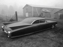 La sinistra Cadillac Eldorado, 1960