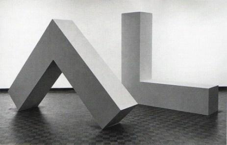 UntitledL-Beams. Robert Morris