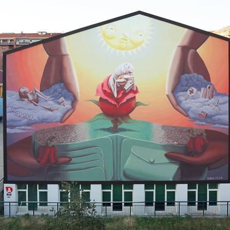 Zed1 @Turin, Italy