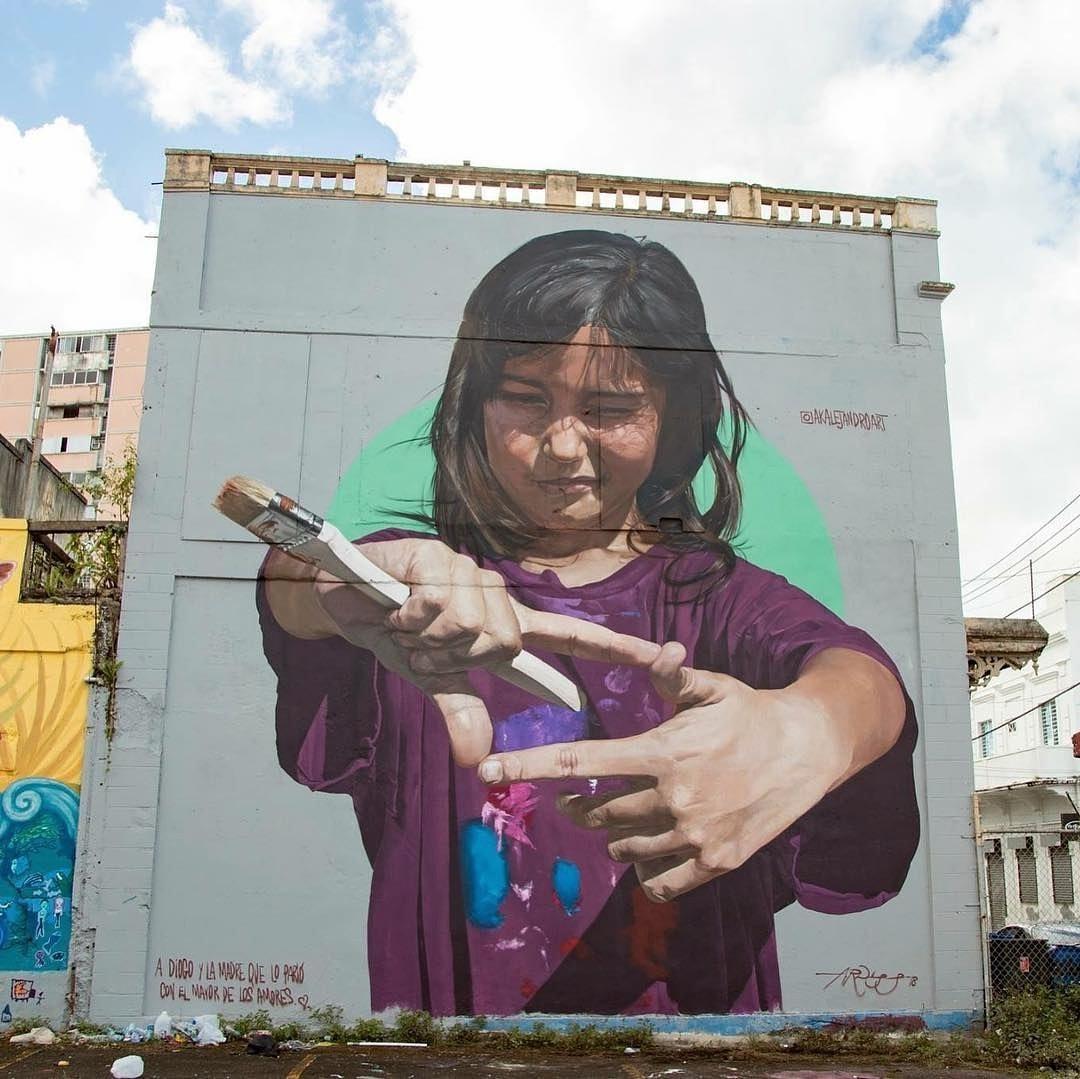 Akalejandro @San Juan, Puerto Rico