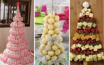 Strani alberi di Natale