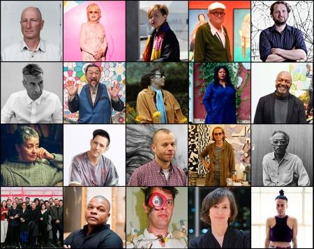 2018, gli artisti più fecondi secondo Artsy