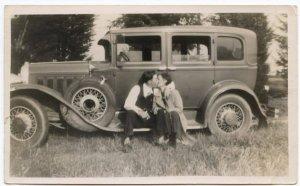 Bonnie e Clyde, anni '30