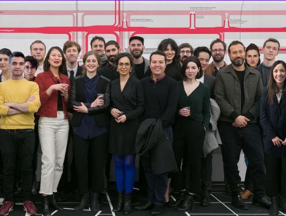 Ritratto del team di Forensic Architecture. Per gentile concessione di Forensic Architecture.