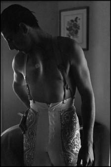 SPAIN. 1954. Torero Antonio ORDONEZ. ©Inge Morath/MAGNUM PHOTOS