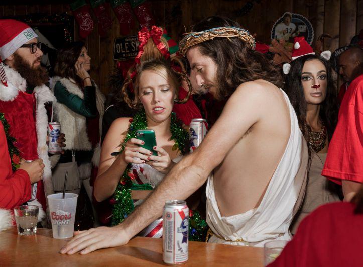 Jesse Rieser, Cindy Lou Who vs. Jesus, Scottsdale, AZ, 2015. Courtesy of the artist