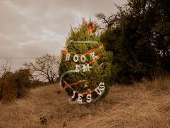 Jesse Rieser, Hook_em Jesus, Austin, TX, 2016. Courtesy of the artist