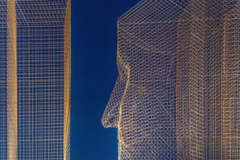 Lime by Edoardo Tresoldi @ Barcelona