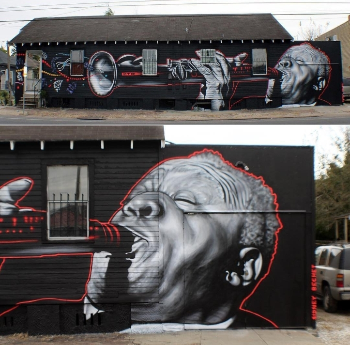 MTO @New Orleans, Louisiana, USA