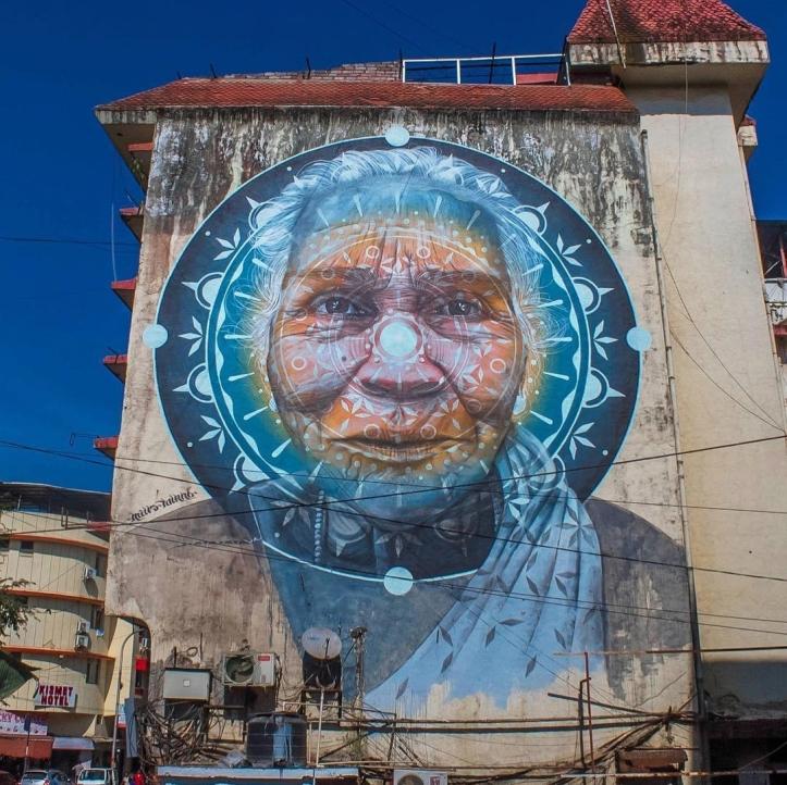 Miles Toland @Panjim, Goa, India