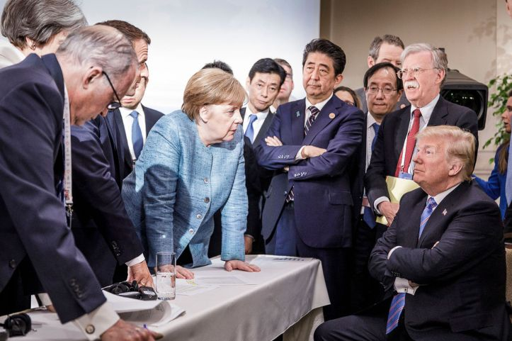 Photo by Jesco Denzel/Bundesregierung via Getty Images