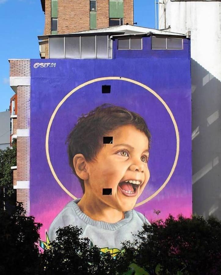 Sef @Bogota, Colombia