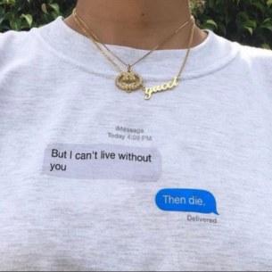 T-shirt by White Market Worldwide