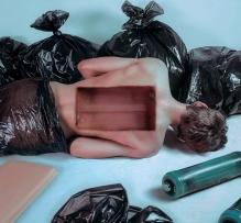Andrey Tyurin in Art Basel Miami Beach 2018
