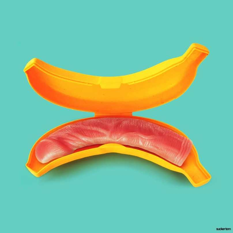 Astuccio banana