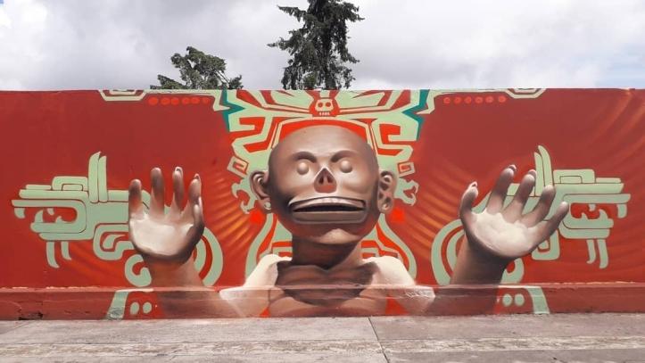 BuckRdgz @Xalapa-Enríquez, Mexico