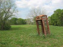 Cabina telefonica britannica