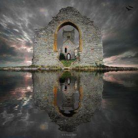 Castello di Loch Ard, Scozia