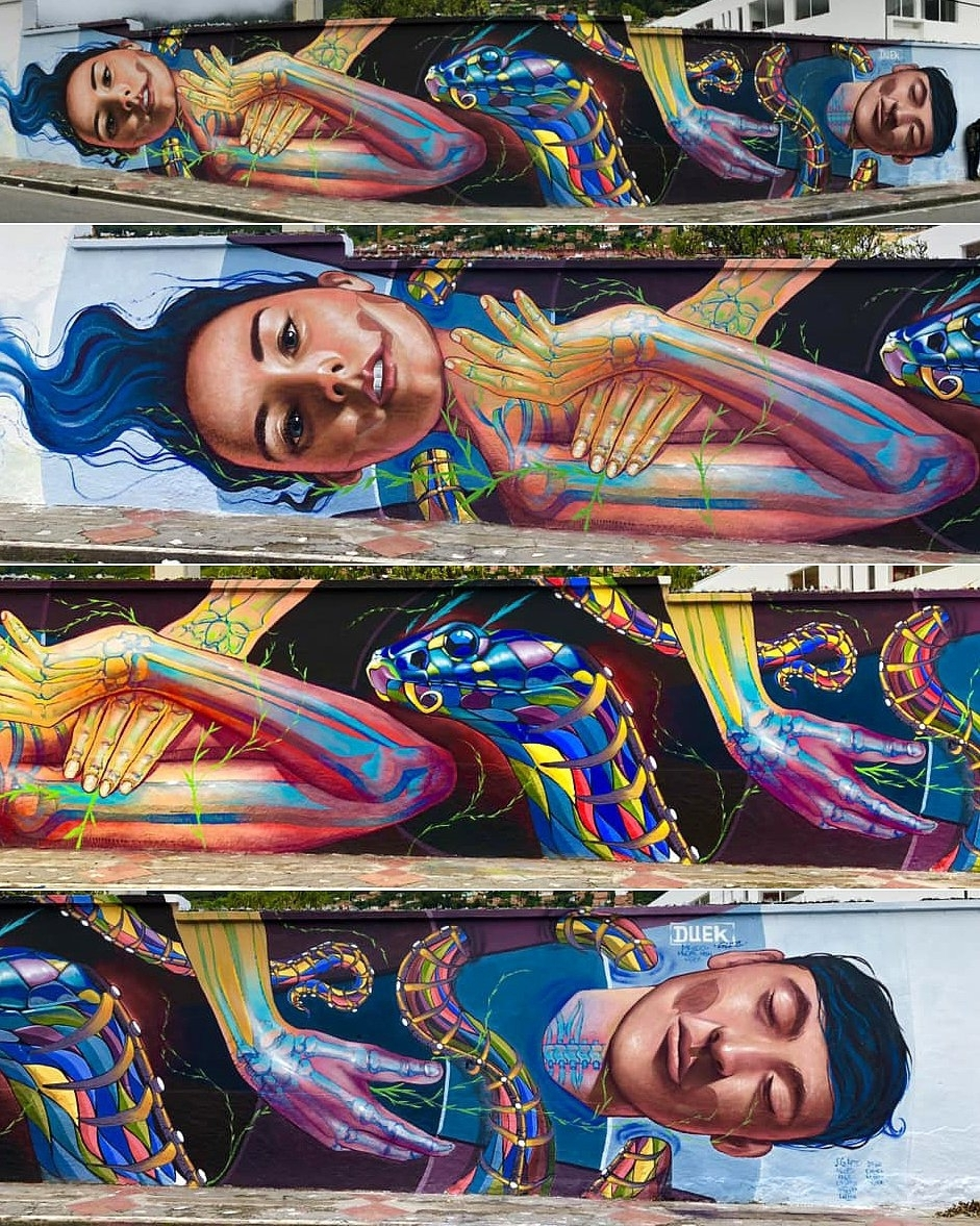 Duek Glez @Pamplona, Colombia
