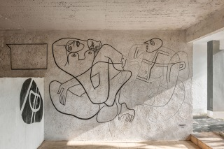 E-1027 - Un affresco di Le Corbusier