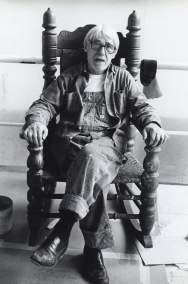 Willem de Kooning, East Hampton, 1978