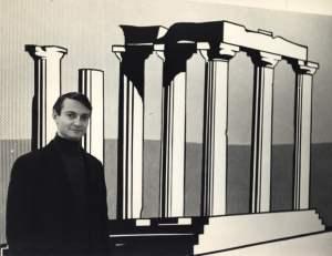 Roy Lichtenstein alla Leo Castelli Gallery, 1964