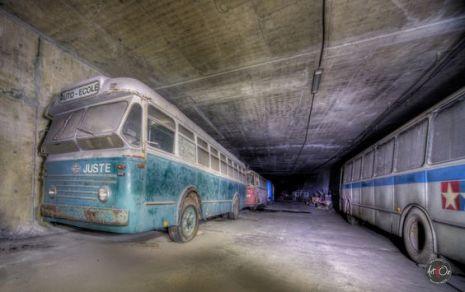 Ghostbus Tunnel