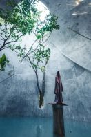 Image of Azulik Uh May in Tulum, Mexico. Courtesy of Enchanting Transformation