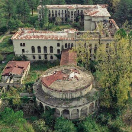 Sanatorio abbandonato
