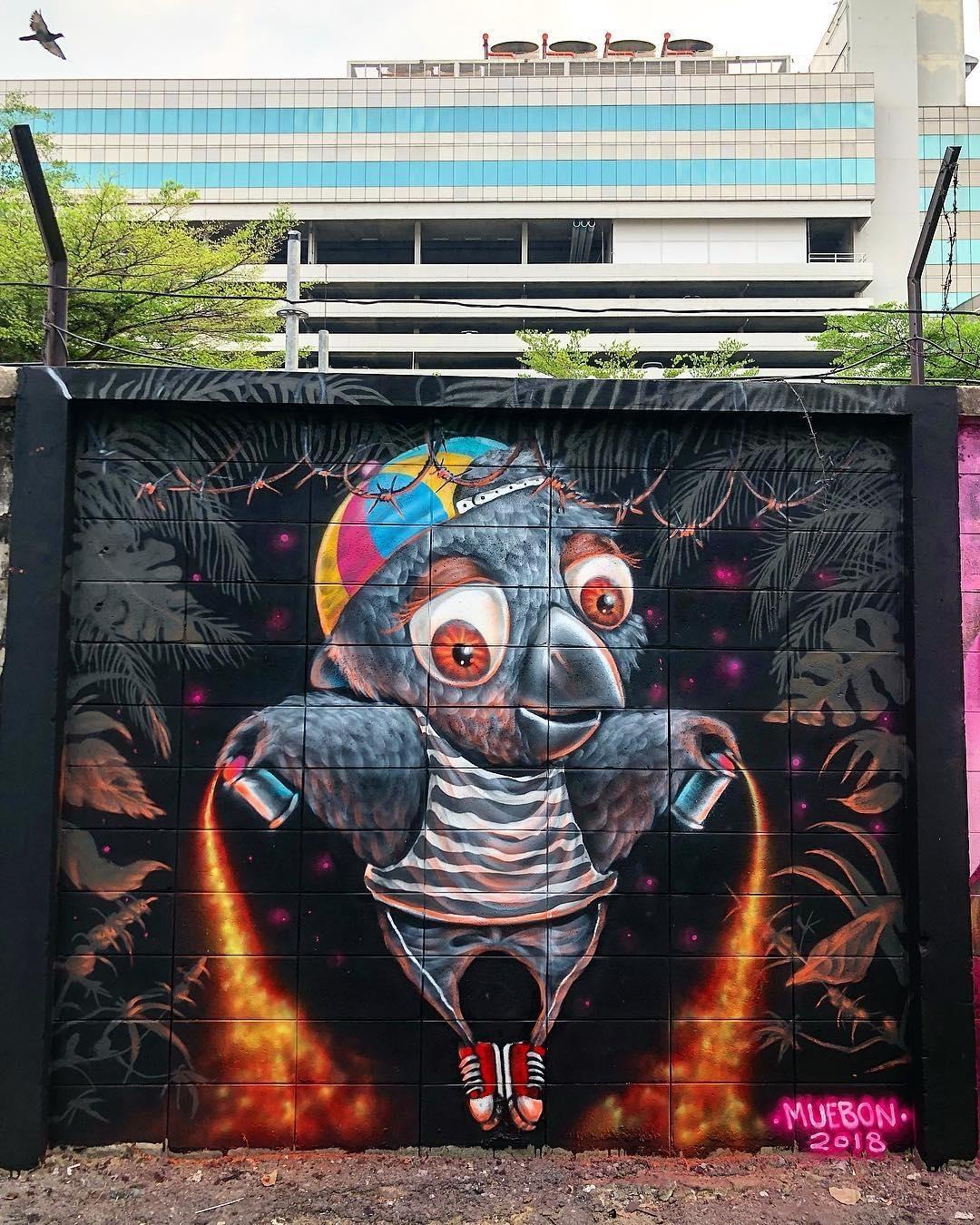 MUEBON @Bangkok, Thailand