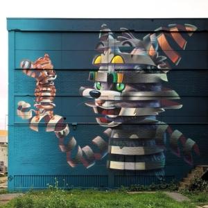 Mr. Super A @Rotterdam, Netherlands