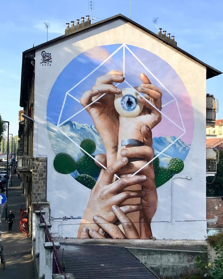 Rosk & Loste @Turin, Italy