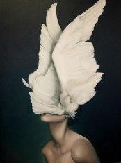 Painting by Amy Judd