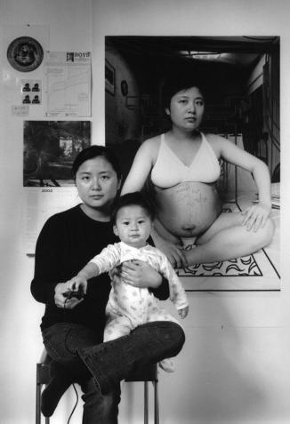 Annie Wang. Premendo l'otturatore insieme (2002)