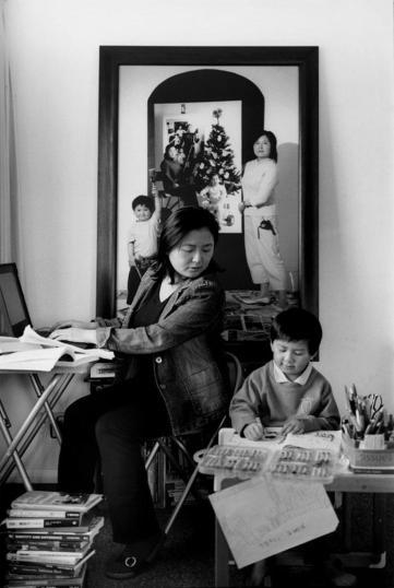 Annie Wang. Lavorando duro (2006)