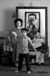 Annie Wang. Spostamento e incertezza (2010)
