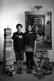 Annie Wang. Alla stessa altezza (2014)