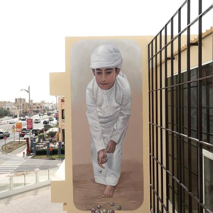 Decertor @Dubai, United Arab Emirates