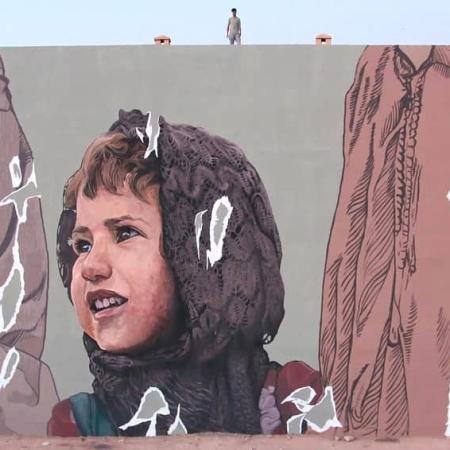 Dynam Amriss @ Tiznit, Morocco