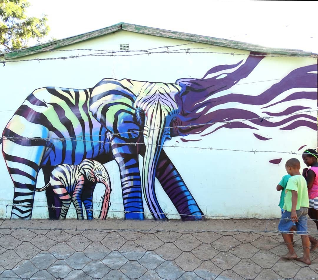 Falko one @Riebeek West, South Africa