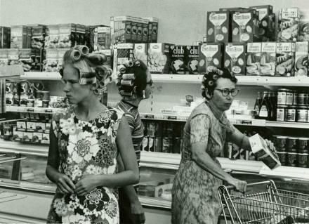 Fare la spesa, anni '60