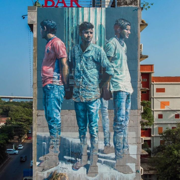 Fintan Magee @ Goa, India